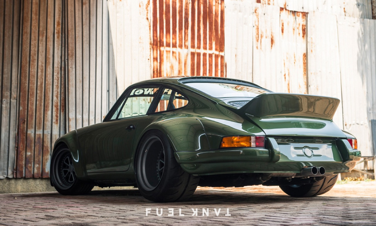 RWB made in Indonesia - Une 911 nommée Kizuna 33
