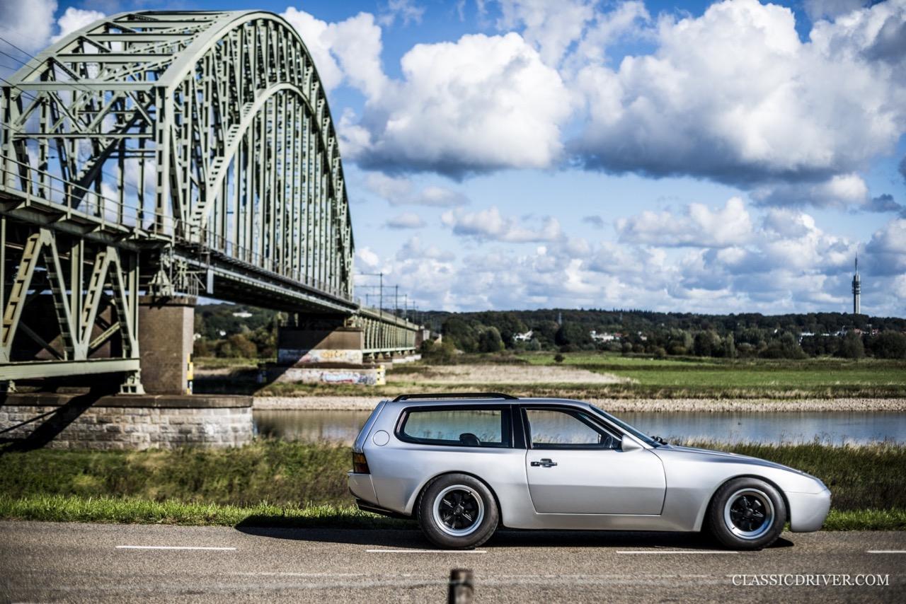 DP Cargo : La Porsche 924 pour les déménageurs ! 40