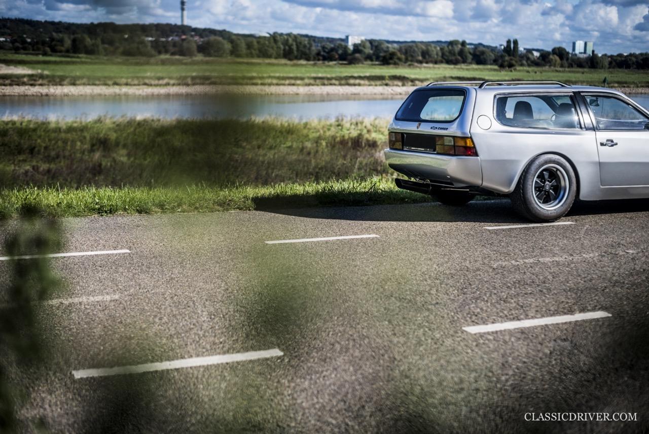 DP Cargo : La Porsche 924 pour les déménageurs ! 42