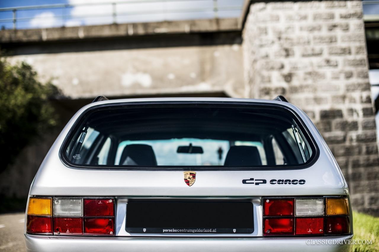 DP Cargo : La Porsche 924 pour les déménageurs ! 44