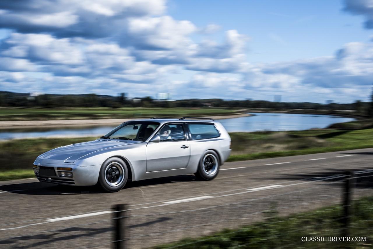 DP Cargo : La Porsche 924 pour les déménageurs ! 47