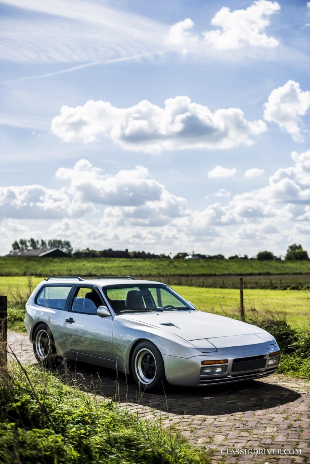 DP Cargo : La Porsche 924 pour les déménageurs ! 41