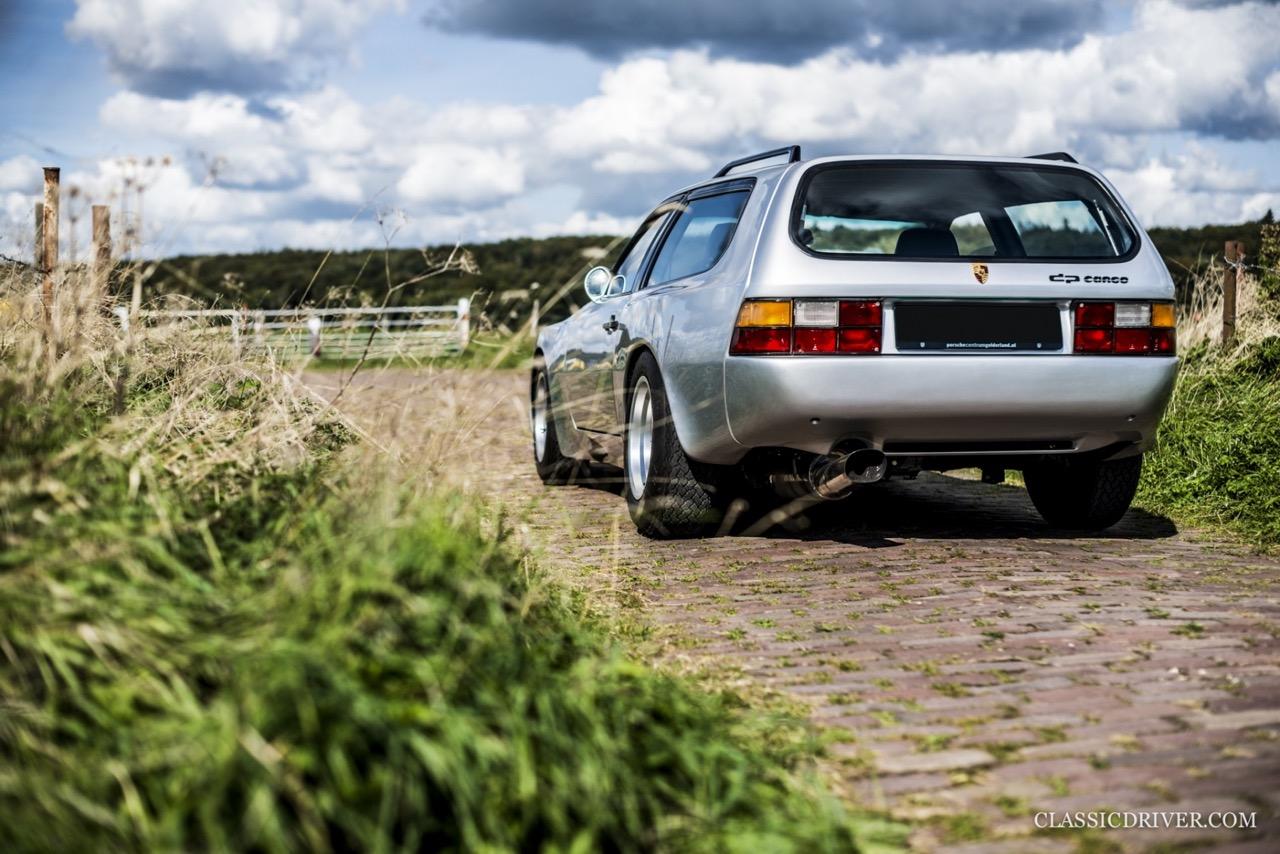 DP Cargo : La Porsche 924 pour les déménageurs ! 50