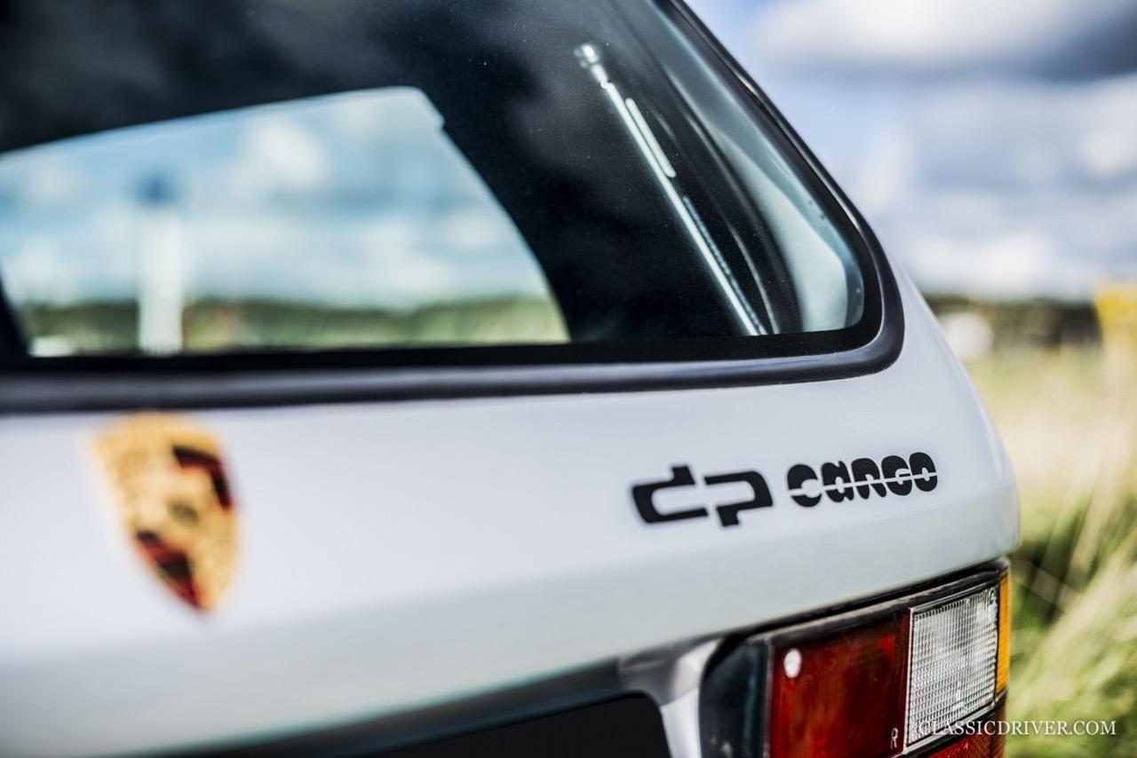 DP Cargo : La Porsche 924 pour les déménageurs ! 38