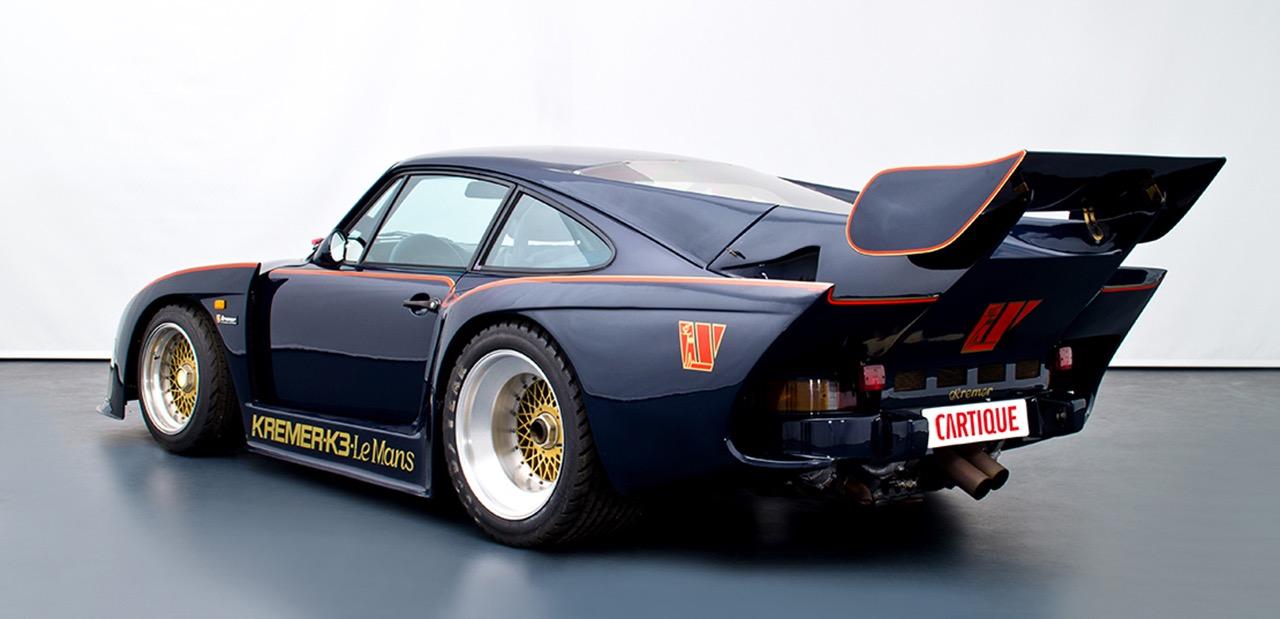 Street Legal en Porsche 935 Kremer 8
