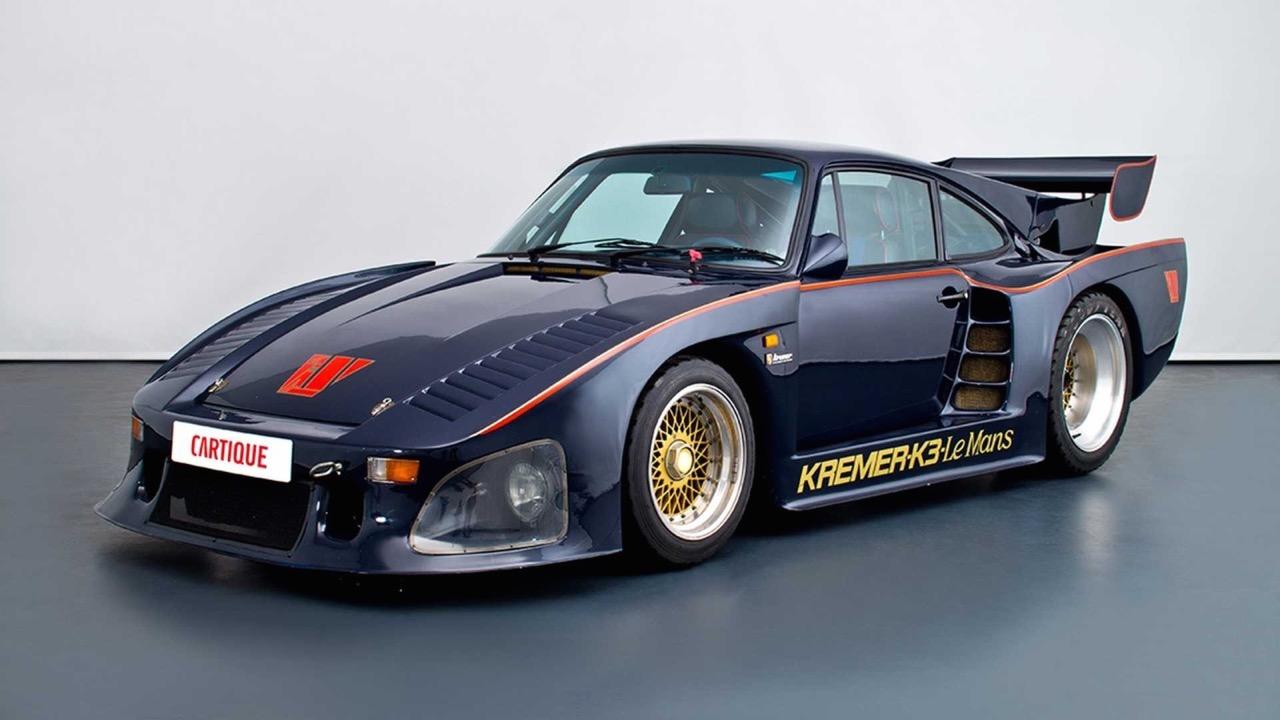 Street Legal en Porsche 935 Kremer 1