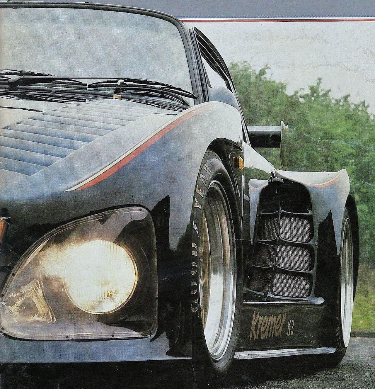 Street Legal en Porsche 935 Kremer 3