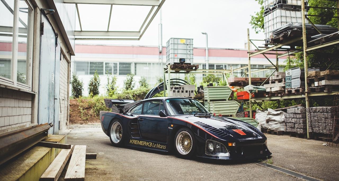 Street Legal en Porsche 935 Kremer 9