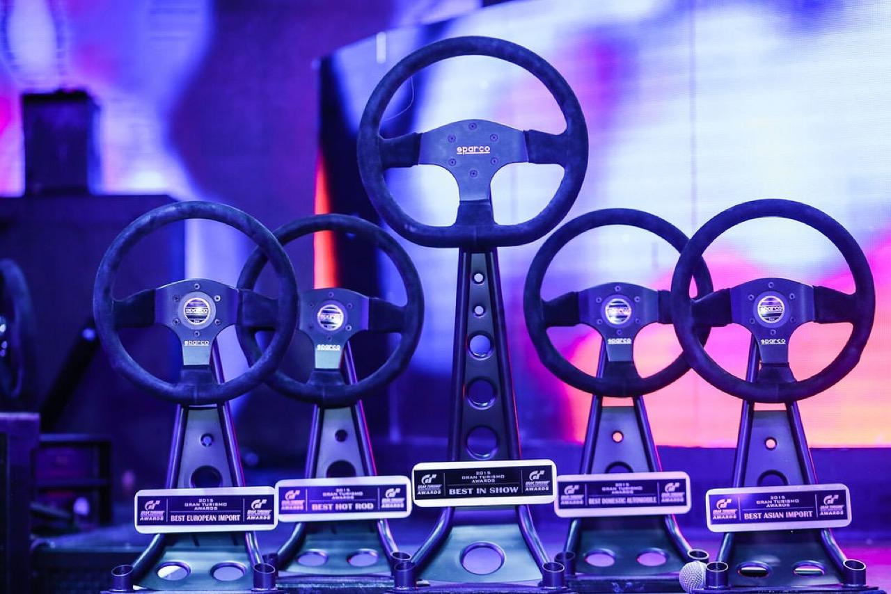 #SEMA 2018 : Les Gran Turismo Awards... 9