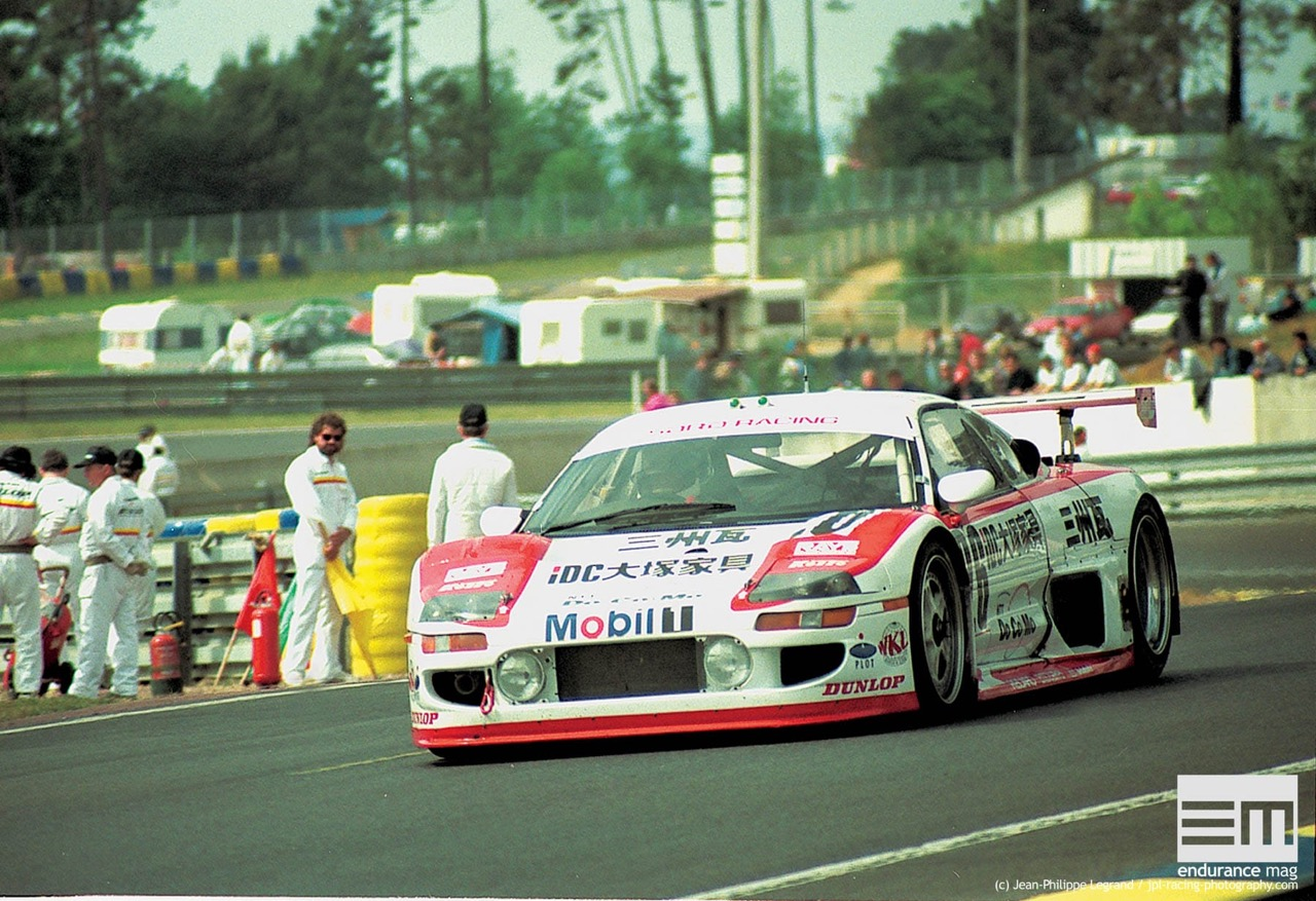 Toyota SARD MC8-R... La super MR2 au pays des GT1 ! 10