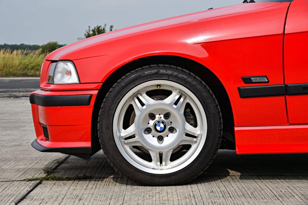 BMW M3 Ti E36 Compact - Celle qui aurait du exister ! 7