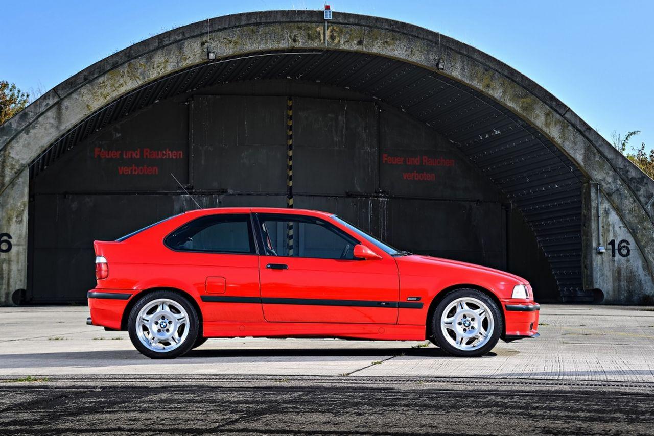 BMW M3 Ti E36 Compact - Celle qui aurait du exister ! 2