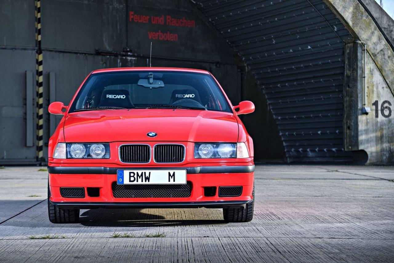BMW M3 Ti E36 Compact - Celle qui aurait du exister ! 8