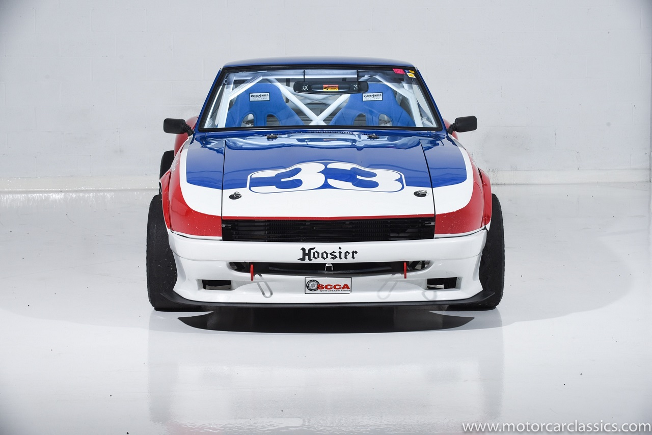 Datsun 260 Z Race car - Bob Sharp Tribute... 3