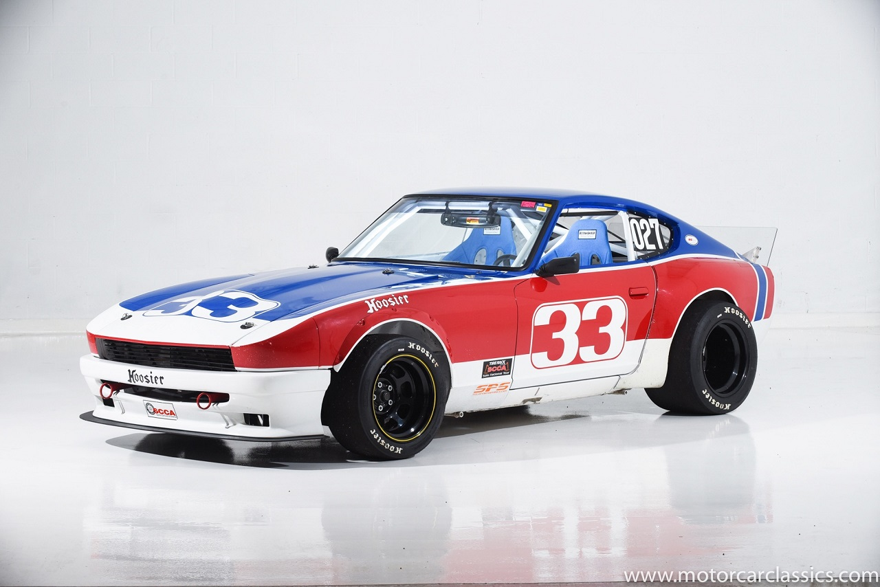 Datsun 260 Z Race car - Bob Sharp Tribute... 16