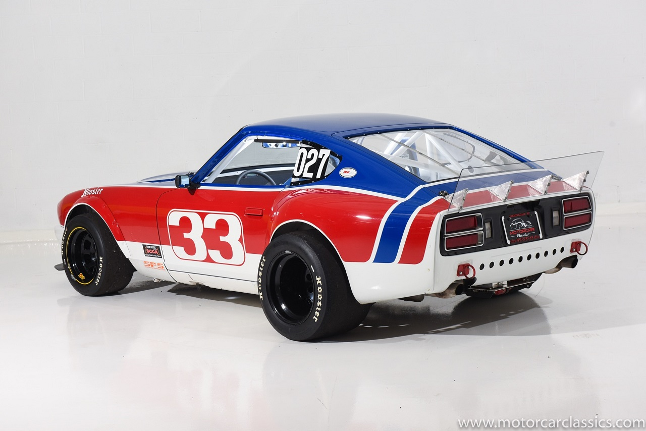 Datsun 260 Z Race car - Bob Sharp Tribute... 17