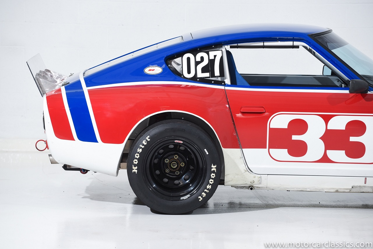 Datsun 260 Z Race car - Bob Sharp Tribute... 2