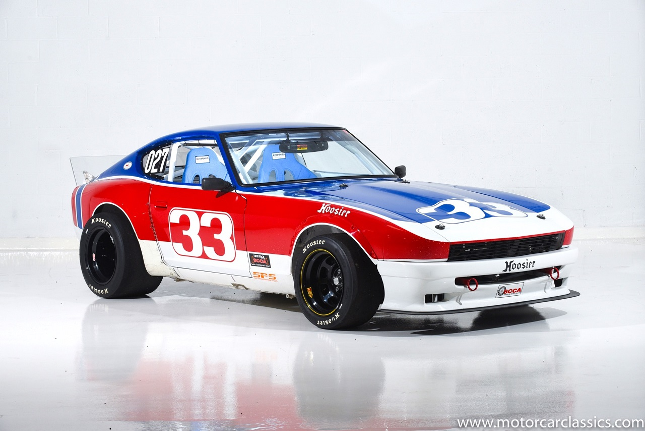 Datsun 260 Z Race car - Bob Sharp Tribute... 1