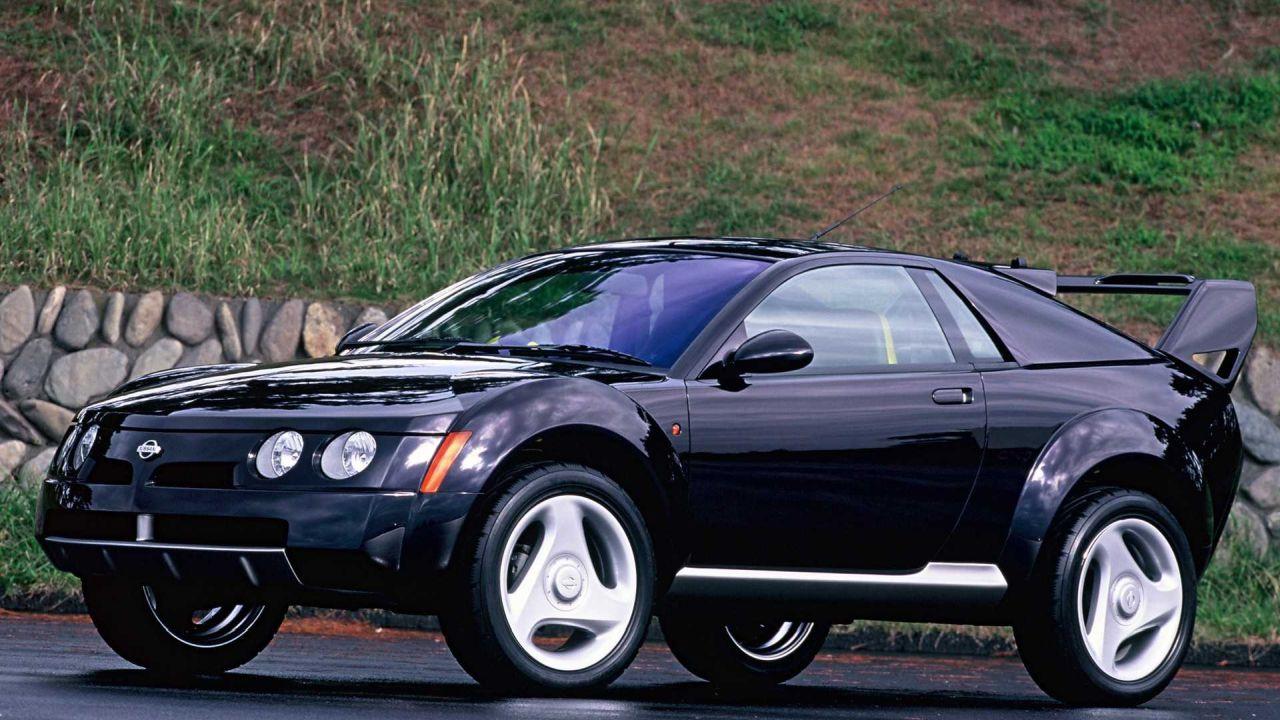 Nissan Trail Runner 1997 - Visionnaires ! 17