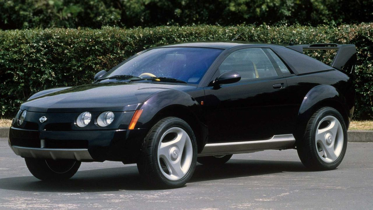 Nissan Trail Runner 1997 - Visionnaires ! 21