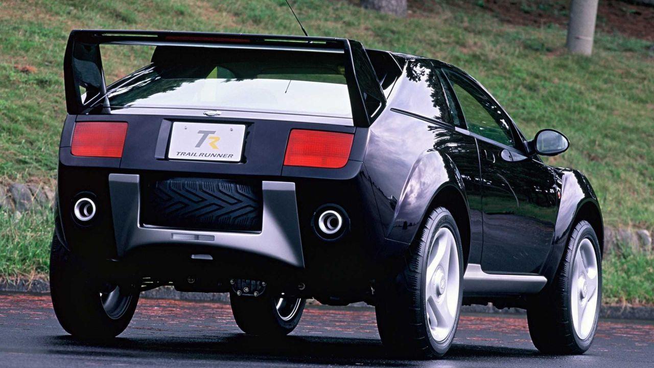 Nissan Trail Runner 1997 - Visionnaires ! 18