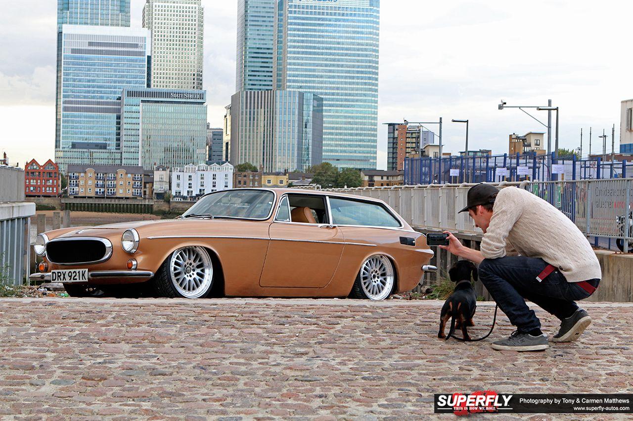 Stanced 1972 Volvo 1800 ES - Le Saint Graal ?! 14