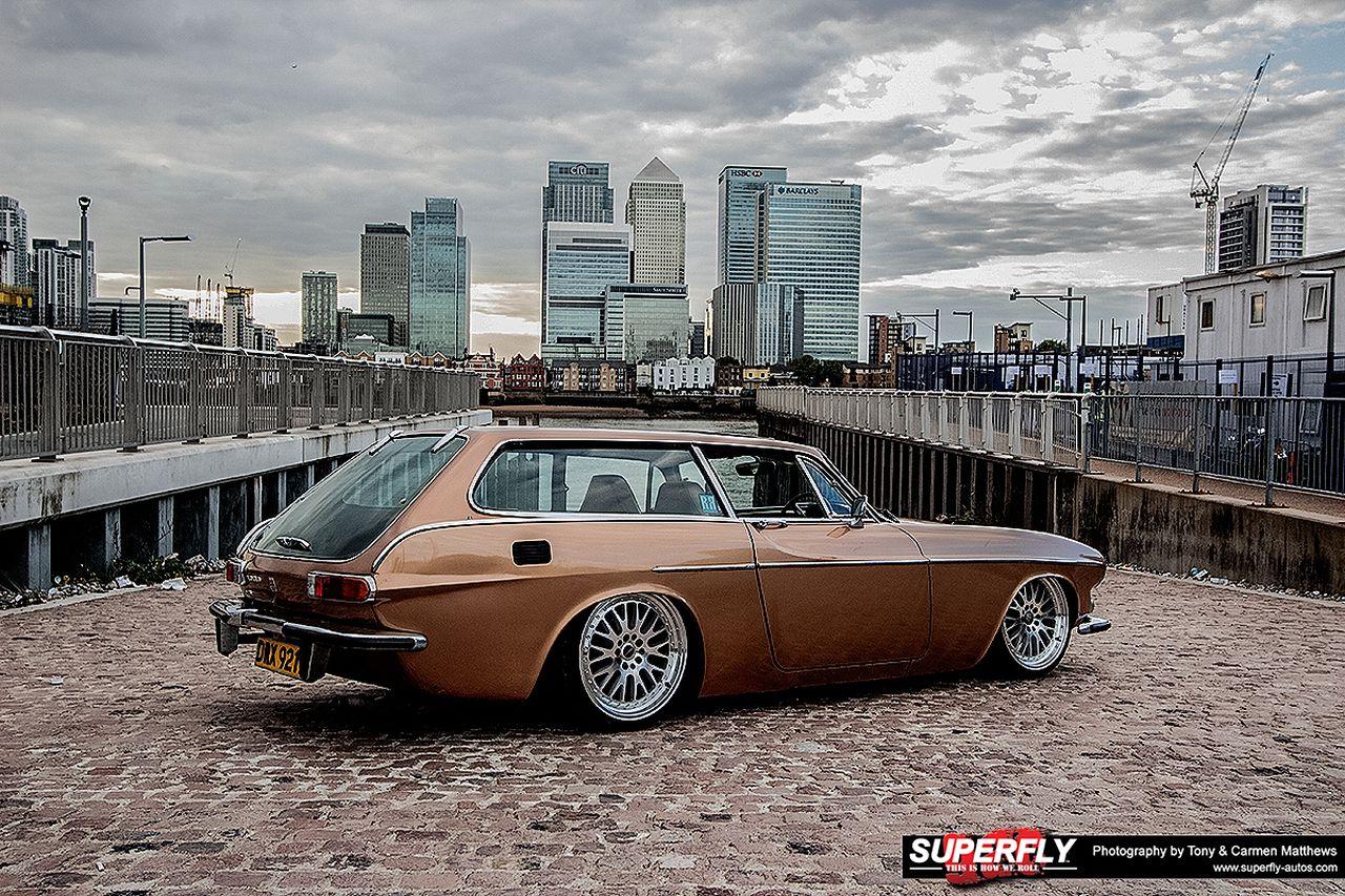 Stanced 1972 Volvo 1800 ES - Le Saint Graal ?! 13