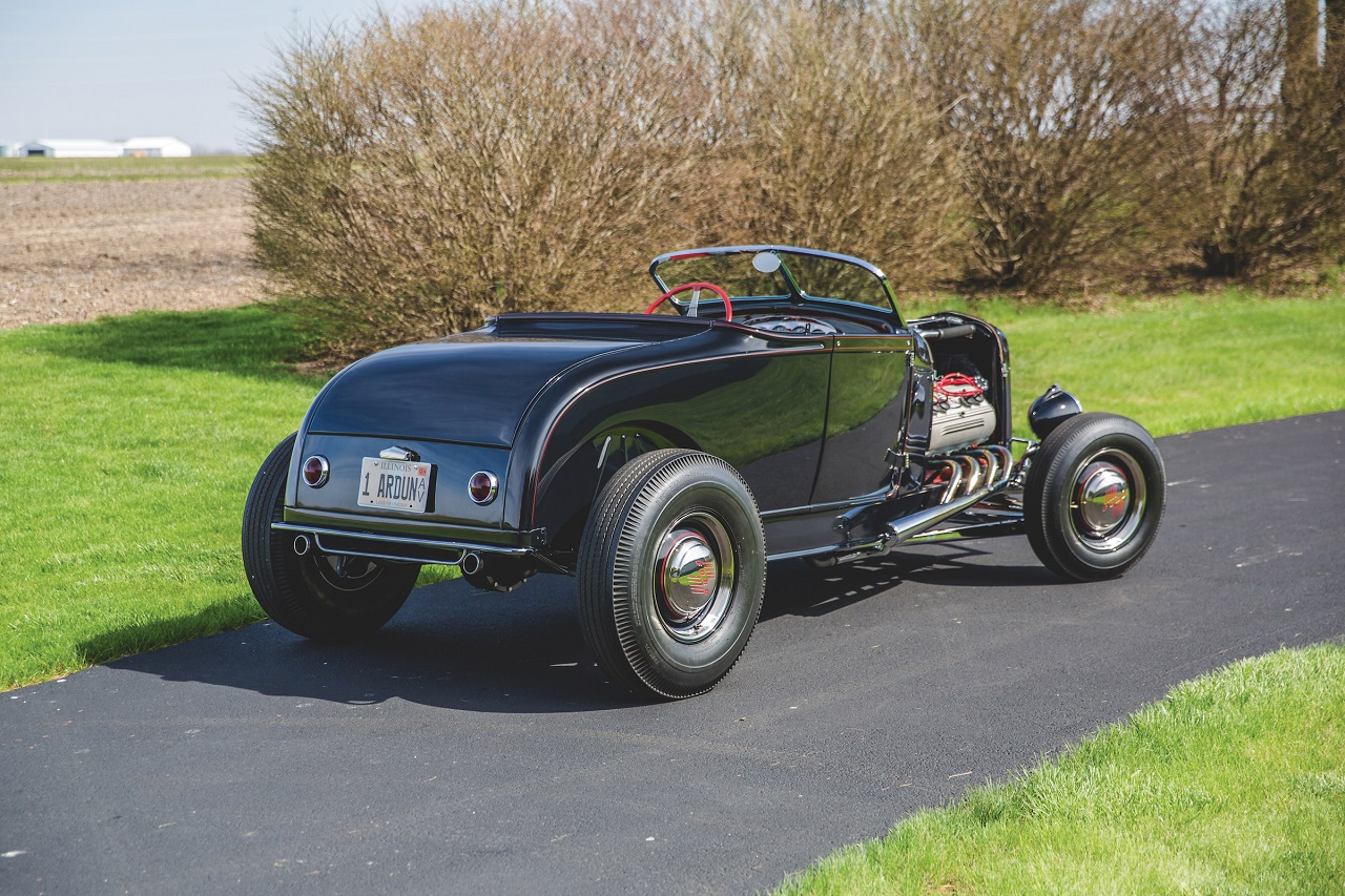 Ford 1932 Blue Boy ou la perfection au masculin ! 36