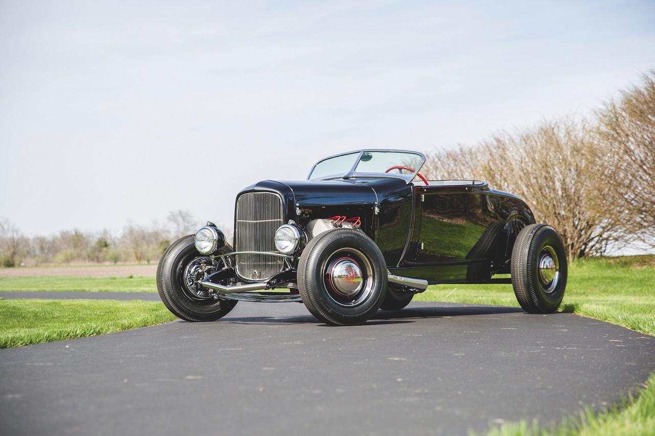 Ford 1932 Blue Boy ou la perfection au masculin ! 32