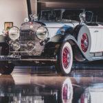 Cadillac V16… V16 Putain !