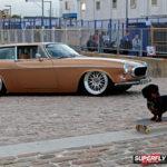 Stanced 1972 Volvo 1800 ES - Le Saint Graal ?!