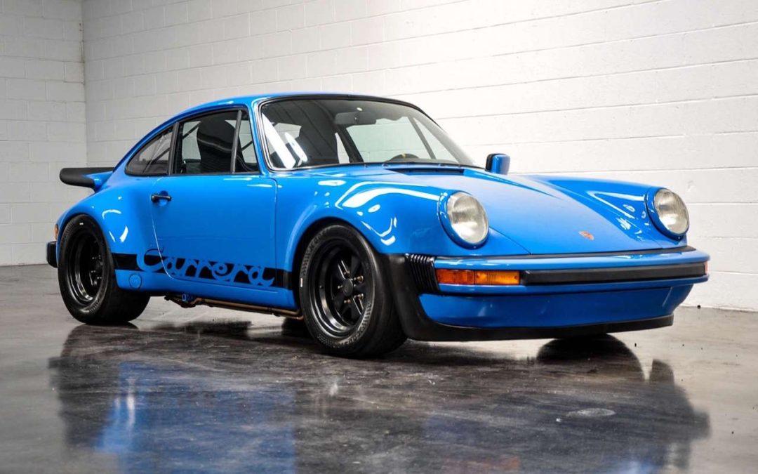 Porsche 930 Turbo 77… Outlaw !