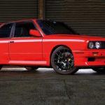 BMW M3 E30 en SB85B50... Ouais, en V10 quoi !