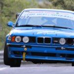 Hillclimb Monster : BMW M5 E34… Echappée de l'Autobahn !