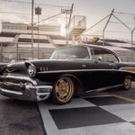 '57 Chevrolet Bel Air... Pro Touring plus fort qu'un Muscle Car !