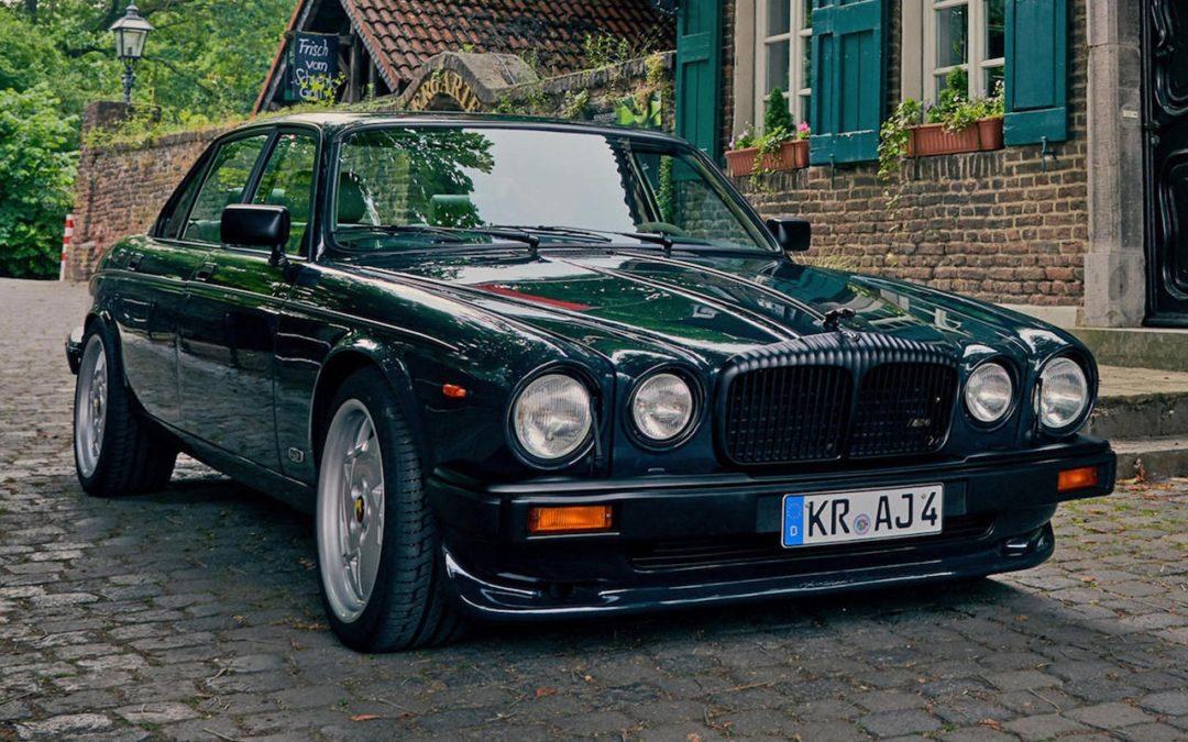 Daimler DoubleSix… Arden – Rhaaaa Lovely !