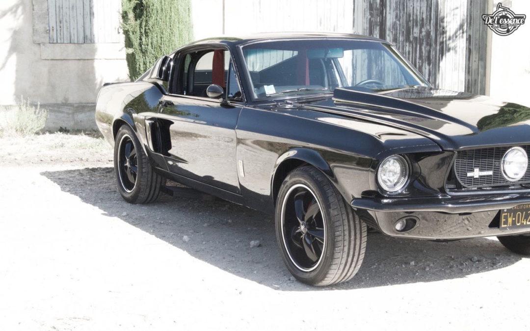 '67 Ford Mustang Shelby GT500 Replica… Bienvenue en enfer !