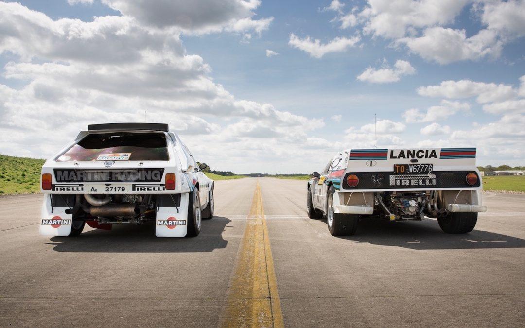 Lancia 037 & Delta S4… Changement de style !
