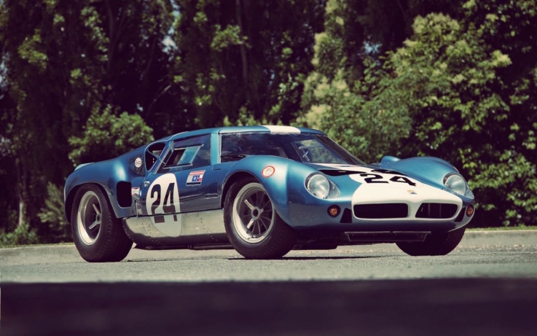 Lola GT Mk6 – Ceci est une GT40 !