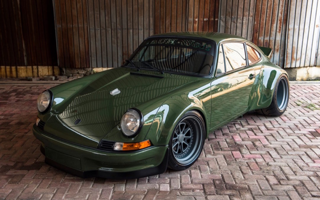 RWB made in Indonesia – Une 911 nommée Kizuna