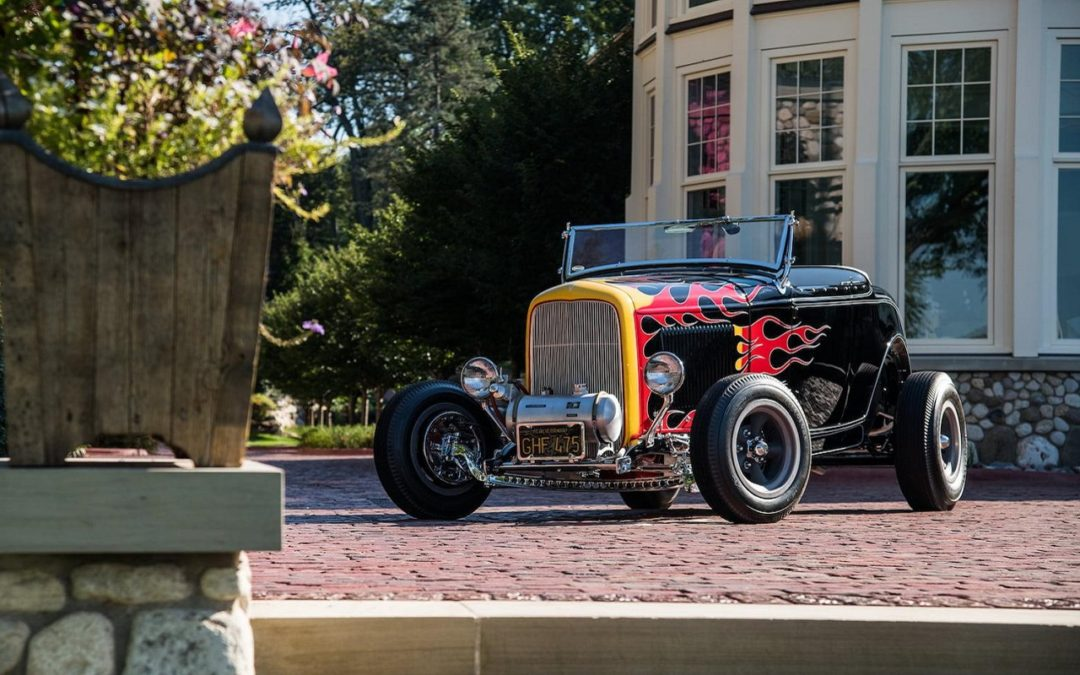 '32 Ford Deuce Hot Rod – Iconique !