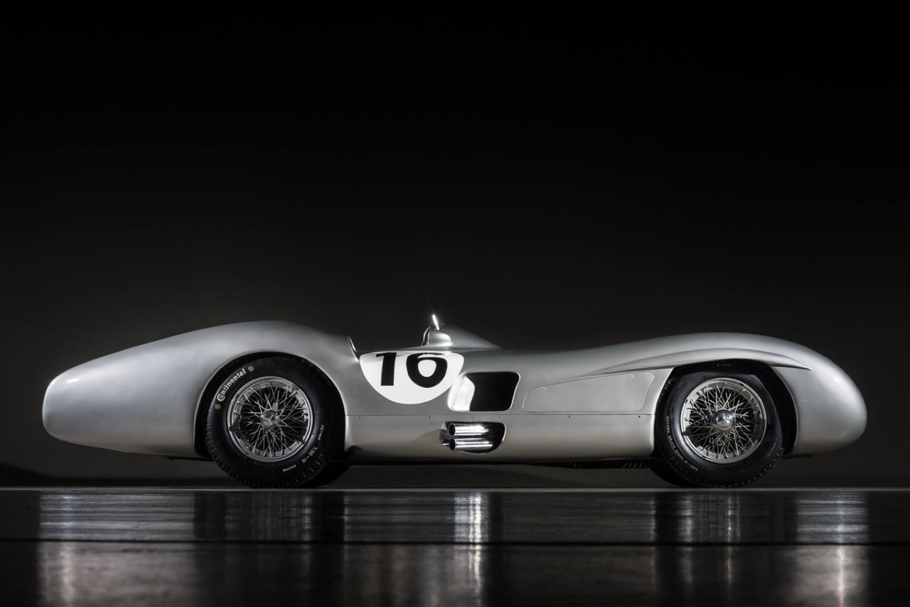 Mercedes W196... L'empire contre attaque ! 5