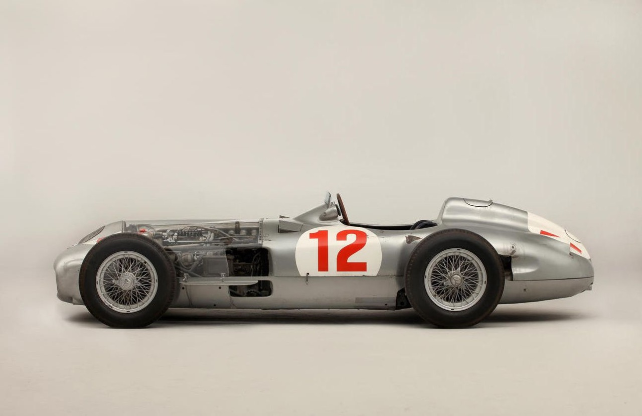 Mercedes W196... L'empire contre attaque ! 4