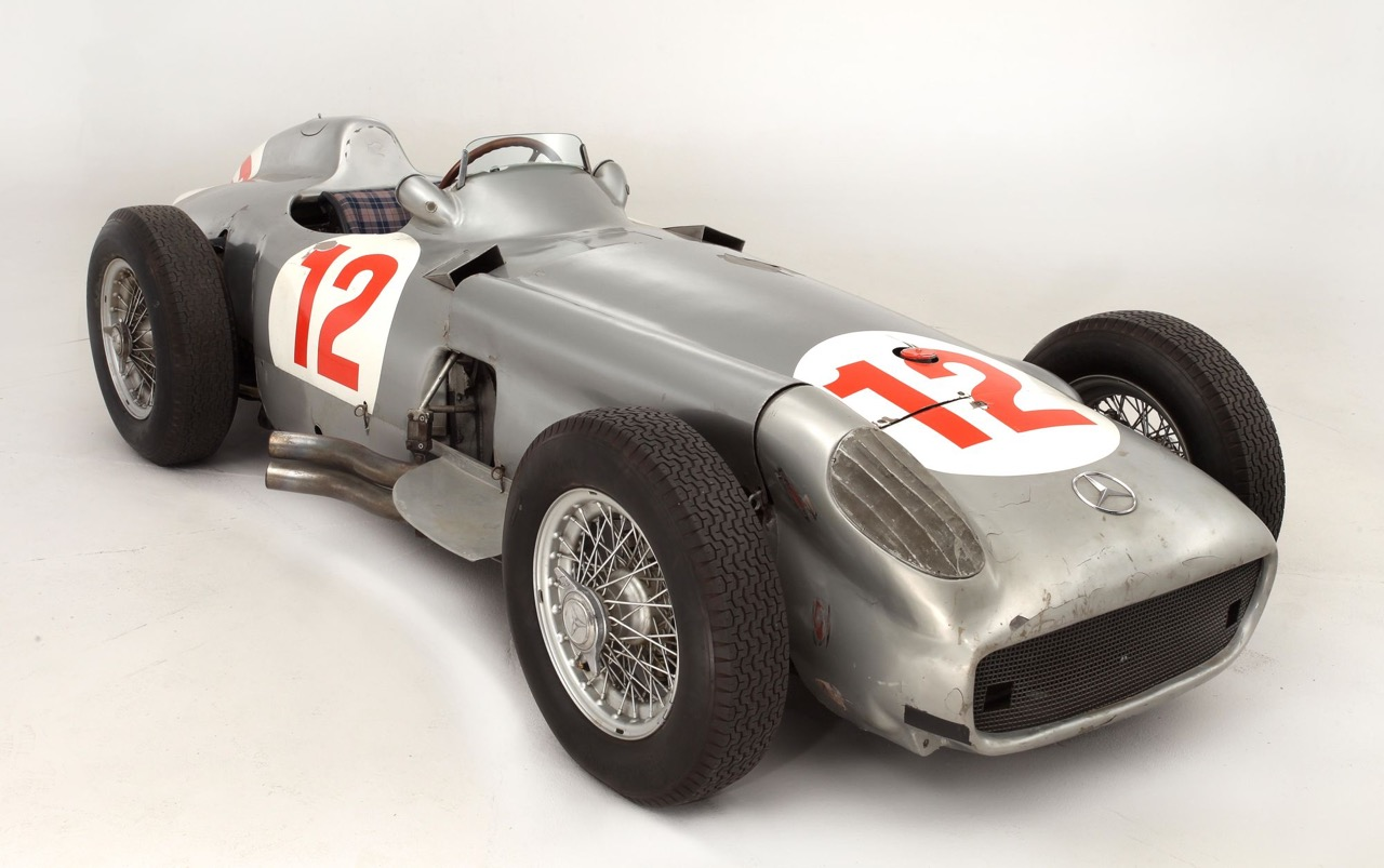 Mercedes W196... L'empire contre attaque ! 8