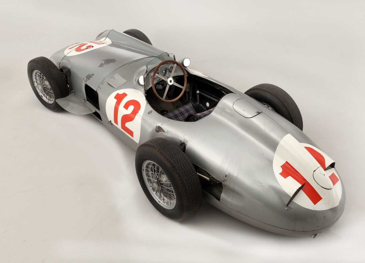 Mercedes W196... L'empire contre attaque ! 10