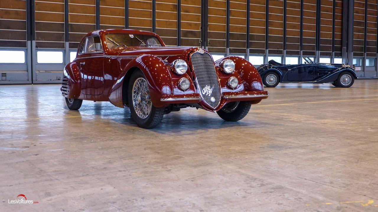 Alfa Romeo 8C 2900B Touring Berlinetta - Leggendario... 8