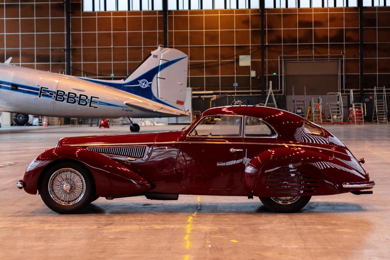 Alfa Romeo 8C 2900B Touring Berlinetta - Leggendario... 3