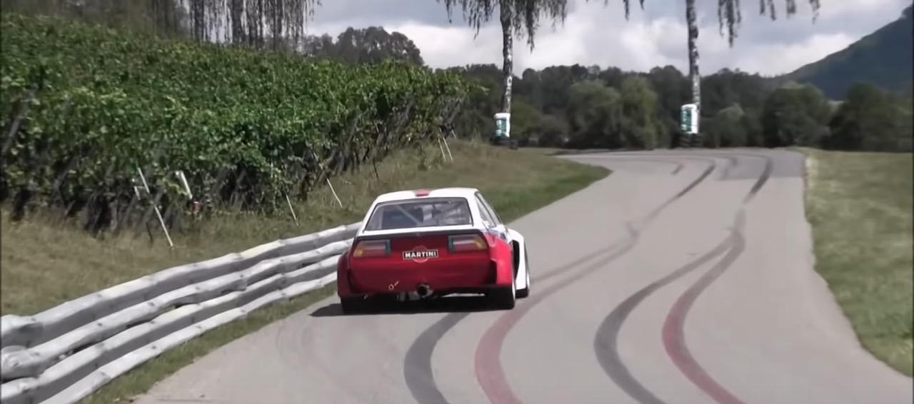 Hillclimb Monster : Alfa Sprint 1.6l... La bête se cache sous le capot ! 2