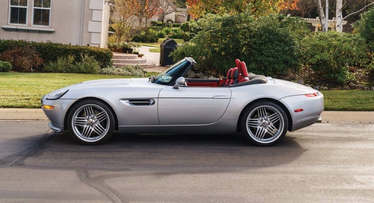 Alpina Z8... En mode cruising ! 4