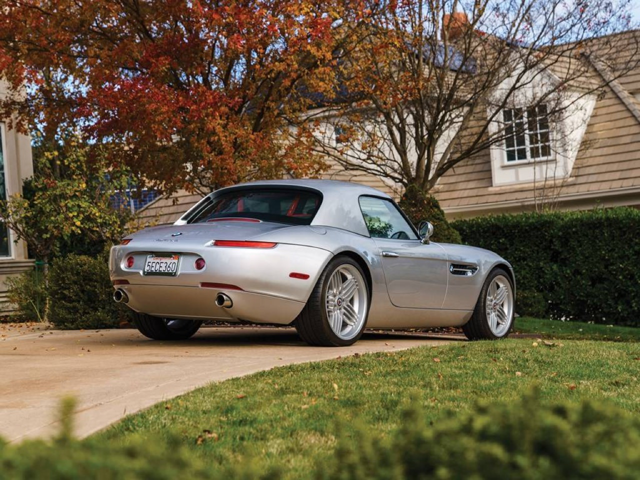 Alpina Z8... En mode cruising ! 3